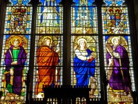 Stained Glass Windows | Nouveauricheclothing's Blog
