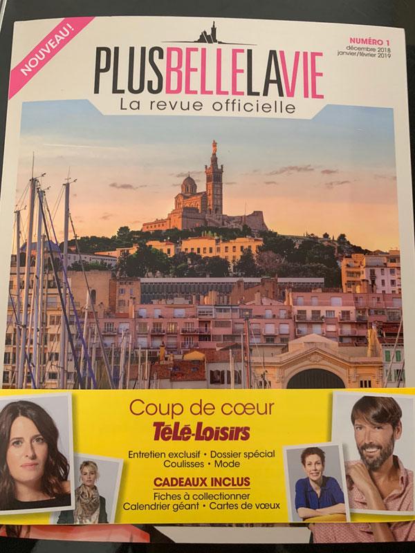 Plus Belle La Vie 3887 : belle, Indiscrétions, Belle, (France, Qu'il, Savoir