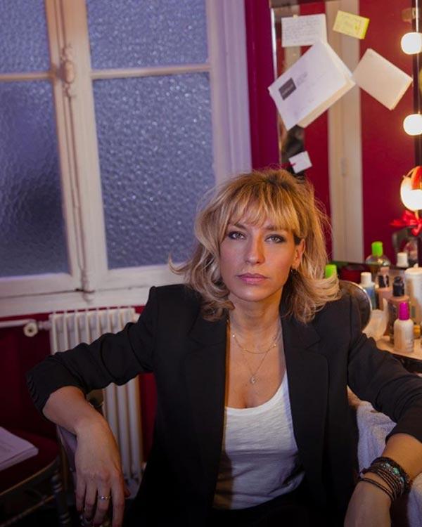 Aurore Demain Nous Appartient : aurore, demain, appartient, Aurore, Demain, Appartient, (TF1), Julie, Debazac, Commissariat, Nouveautes-Tele.com
