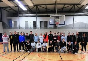Formation CQP1 : 28 stagiaires en stage à Chéops 87 (Limoges)