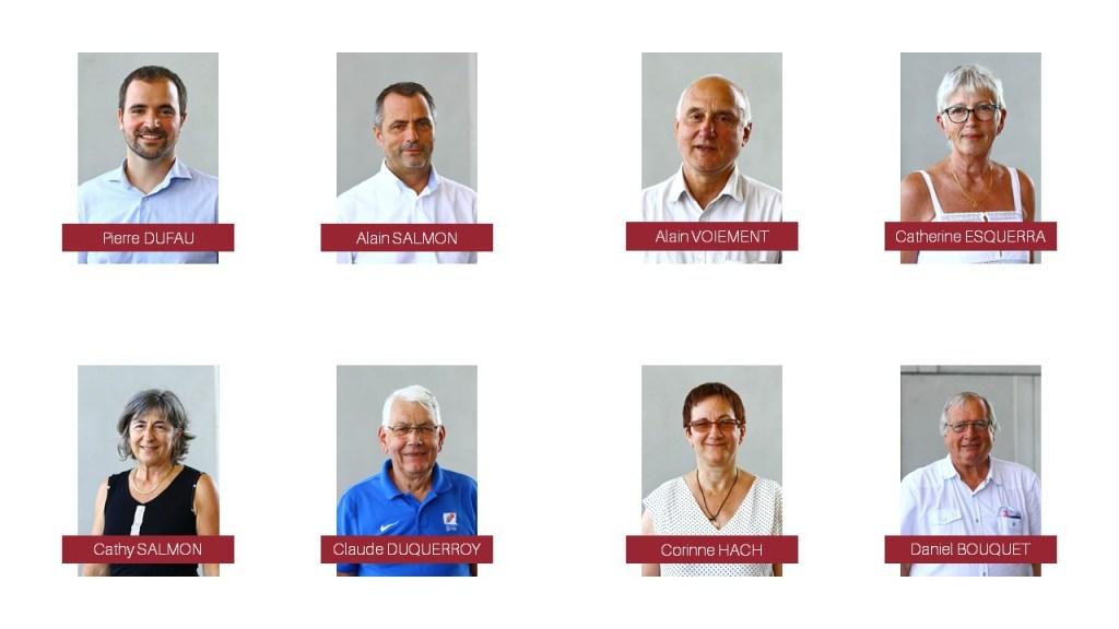 Photos comité directeur - Ligue Nouvelle-Aquitaine de Basketball