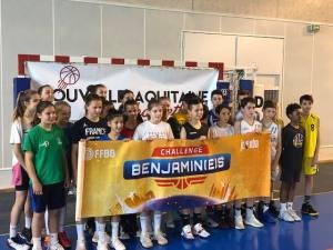 Découvrez les résultats du Challenge Benjamin(e) à Bassens !