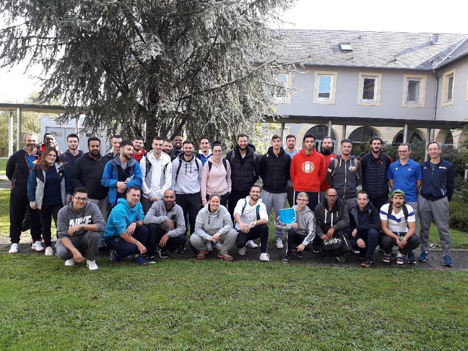 CQP 1 et CQP 2, les formations ont débuté à Soustons et Limoges