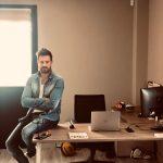 Simon Brunerie, polyvalent forcément, développeur passionnément, directeur