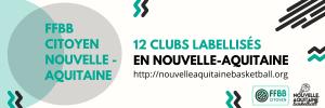 Citoyenneté : Entente Pessac et Limoges ABC, label FFBB Citoyen***