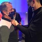 Alain Salmon récompensé par un «Coq d'Argent» FFBB