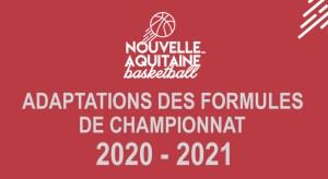 Les formules de championnats 2020-2021 annoncées