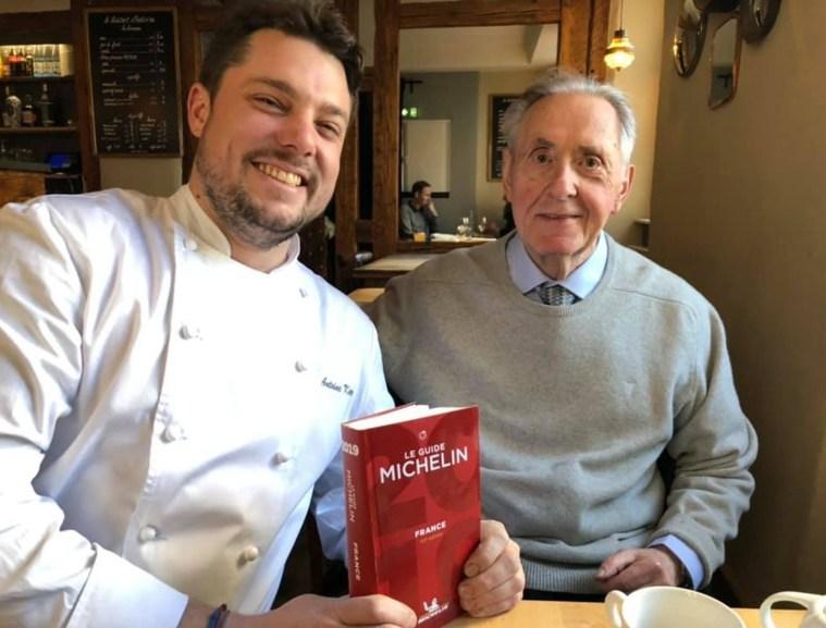 Antoine Kuster décroche le BIB gourmand Michelin au Bistrot d'Antoine
