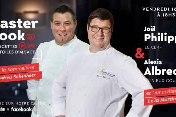 Mastercook Joel Philipps et Alexis Albrecht
