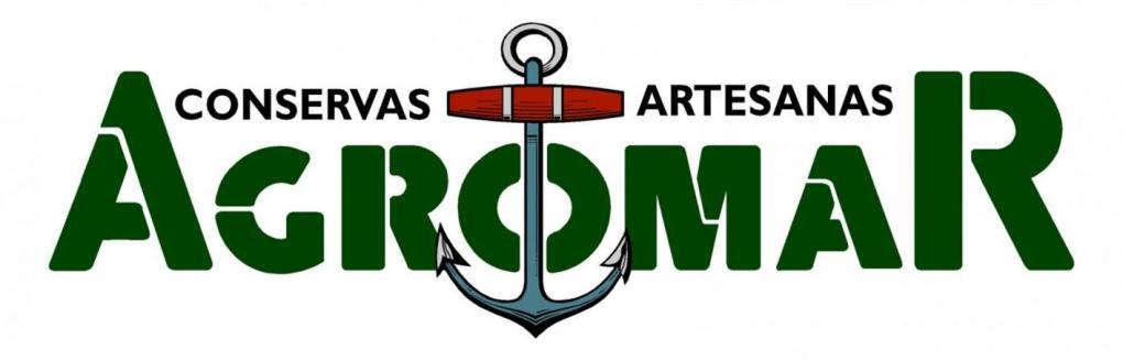 Logo Agromar - Nouvelle Vague l'Epicerie de la Pêche à Bordeaux