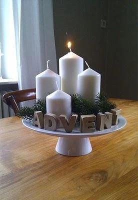 Första advent idag. Har du ordnat för julen?