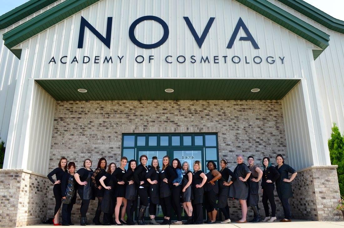 Nova Academy Of Cosmetology Rochester Students June 2017
