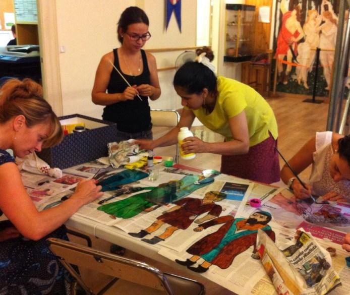 voluntariado social sombras chinas barcelona