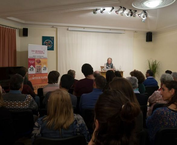 Dia Mundial Filosofia Victoria Camps