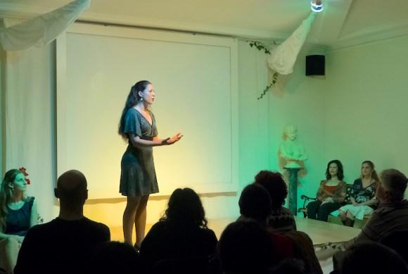 Grupo de Poesía SAFO – Mujeres Poetas