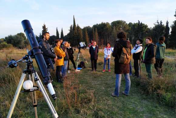Urania Sabadell dedica una nit al cel estrellat.