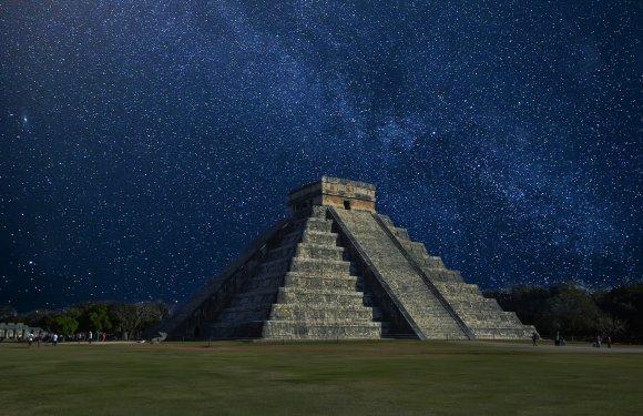 Astronomia i mitologia maia