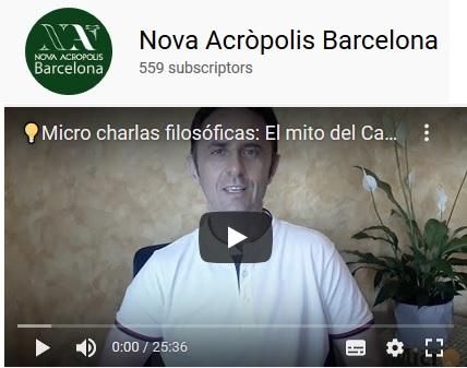 Los mitos protagonizan el mes de julio en Nova Acròpolis Barcelona