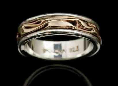 Rose Gold Ring-r42rsm