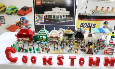 The Brickx Club will be at the Burnavon during this year's two-day Cookstown Continental Market on Saturday 2 and Sunday 3 June.