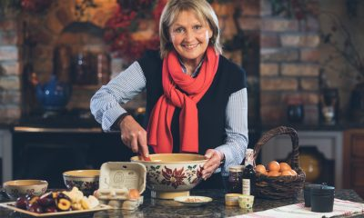 Celebrity chef Jenny Bristow to serve up fantastic Mid and East Antrim produce at Balmoral Show.