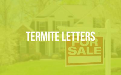 Termite Letters