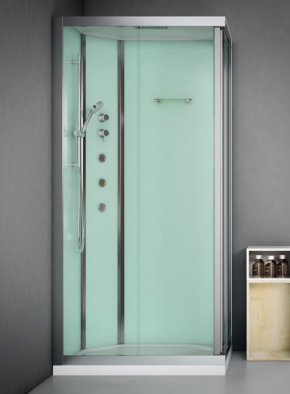 Cabine doccia idromassaggio e sauna  Novabad