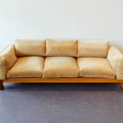 Feather Sofa Cushions Valencia Leather By Wildon Home 39bastiano 39 Style Comfortable Midcentury With Down