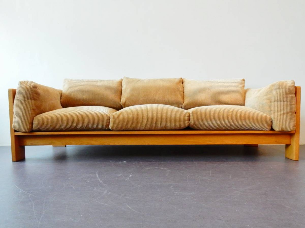 down feather sofa commercial grade sofas 39bastiano 39 style comfortable midcentury with