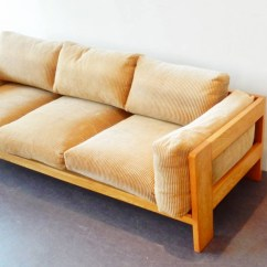 Down Feather Sofa Bar Chair 39bastiano 39 Style Comfortable Midcentury With
