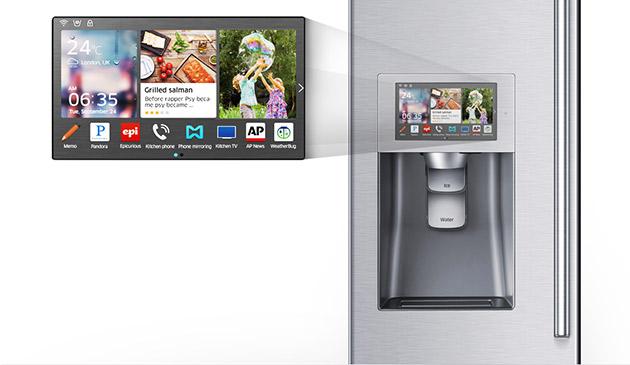 frigorífico inteligente