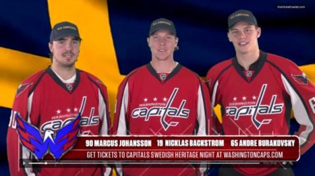 washington-capitals-swedish-players