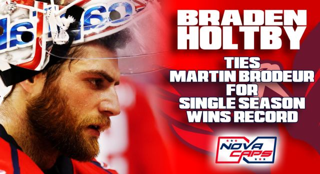 braden-holtby-ties-martin-brodeur-washington-capitals