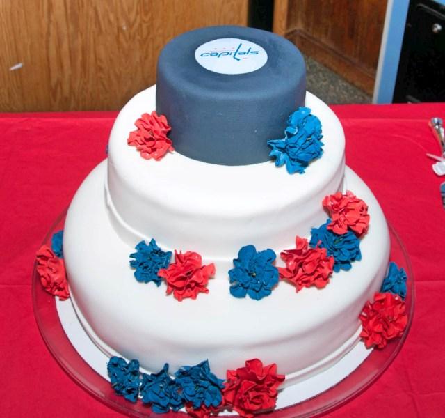Capitals Wedding Cake No. 2