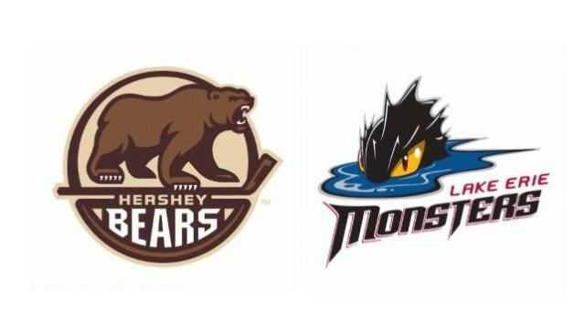 Hershey vs Lake Erie