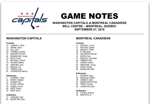 caps-habs-rsoters