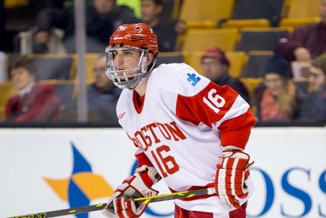 2015 Beanpot Tournament - Semifinals