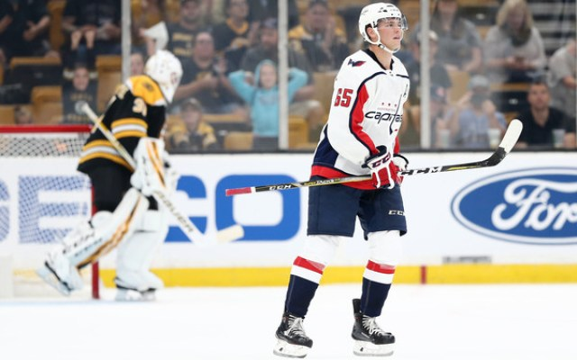 Andre+Burakovsky+Washington+Capitals+vs+Boston+GDw-WGaapmRl