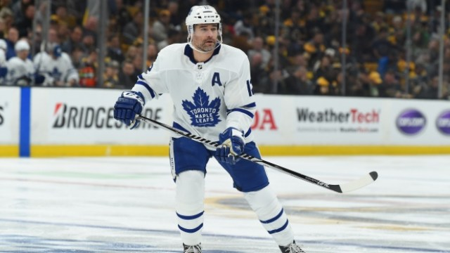 Hurricanes Acquire Patrick Marleau, Conditional First ...