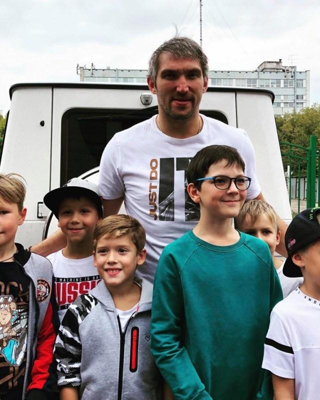 Ovi with Kids CCM 1