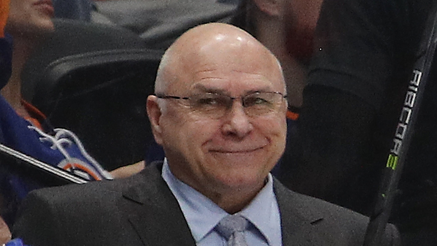 "Barry Trotz: ""I Think It'll Be A Hell Of A Series"" 