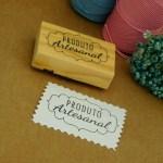 Carimbo TAG 26 – Produto Artesanal