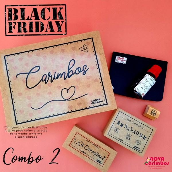 Conjunto caribos black friday combo2 - Nova Carimbos
