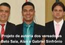 Projeto de lei propõe cortar pela metade os salários do prefeito, vice e vereadores de Sales Oliveira