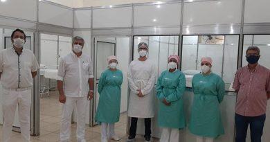 Hospital Campanha é inaugurado em São Joaquim da Barra