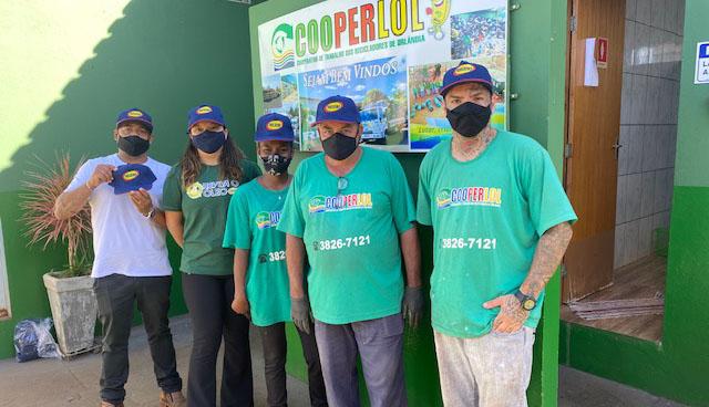 Brejeiro doa recurso financeiro para a Cooperlol