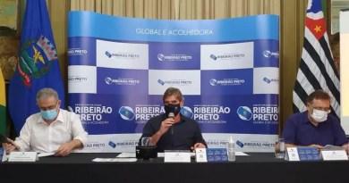 Ribeirão Preto vai fechar supermercados, shoppings e suspender transporte coletivo para conter a Covid