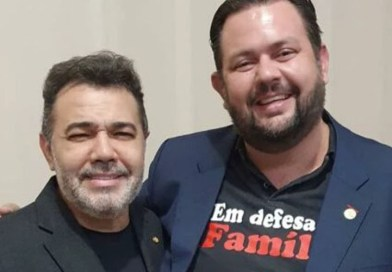 """""""O mal sobre nossas famílias, não!"""", afirma deputado Marco Feliciano"""