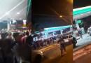 Polícia Militar dispersa aglomeração em posto de combustível em Orlândia
