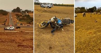 Acidente mata piloto de avião em Nuporanga